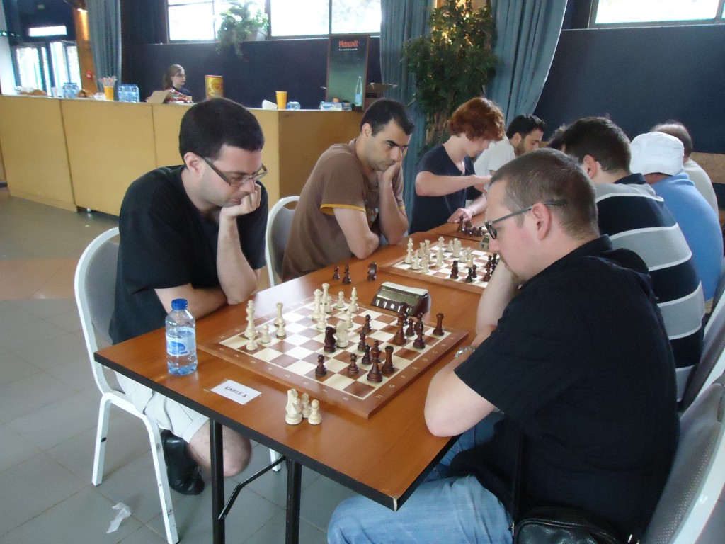 Le duel fratricide, Rodolphe contre Franck