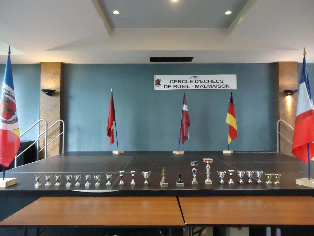 Le CERM accueille nos amis Lettons , Allemands ,et Suisses