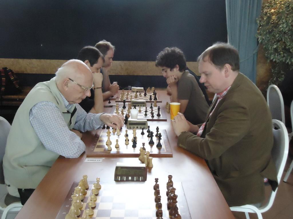 Friedrich contre Roland, nos deux amis allemands