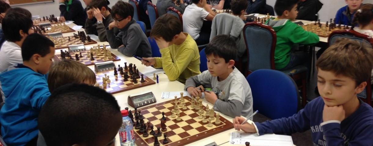 Alexandre et Vitaly sont passés un peu à côté cette fois-ci         Alexandre et Vitaly sont tombés sur une forte opposition