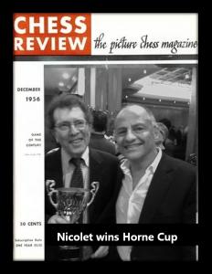 Les exploits de Charles Nicolet lui valent régulièrement la une des magazines spécialisés