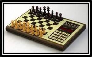 Chess Challenger 7, un ordinateur si perfectionné qu'il parvient à imiter 60% des coups de Charles Nicolet
