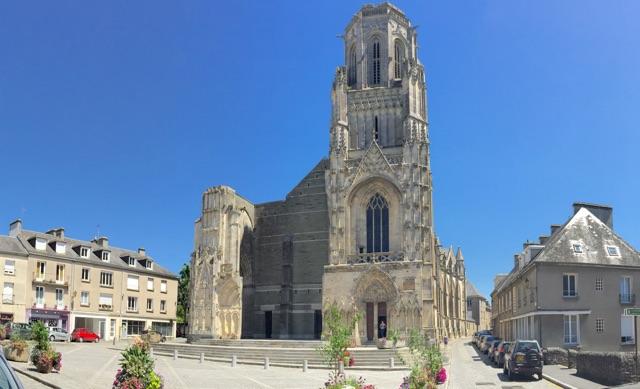 L'Eglise de St Lô