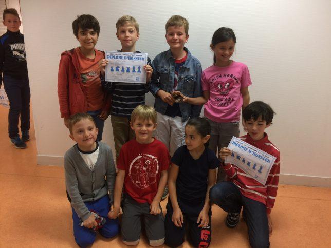 Les vainqueurs : l'école Robespierre