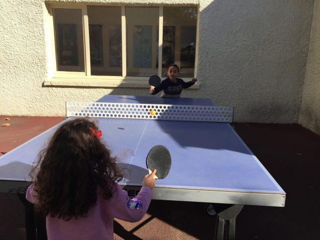 E A Ping pong